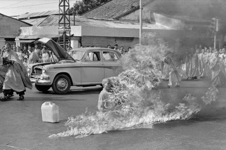 The Self-Immolation of Thích Quảng Đức, Saigon 1963
